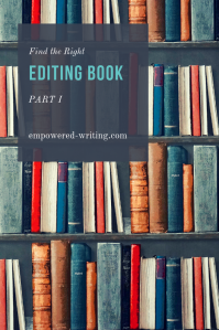 editing books part 1