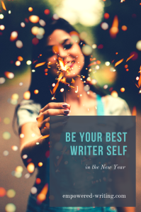 writing goals, new year resolutions, be a better writer