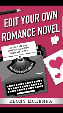 editing book, book review, romance writing